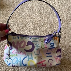 Coach purse (small)